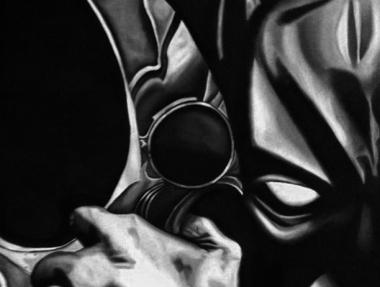 Batman avec Batarang