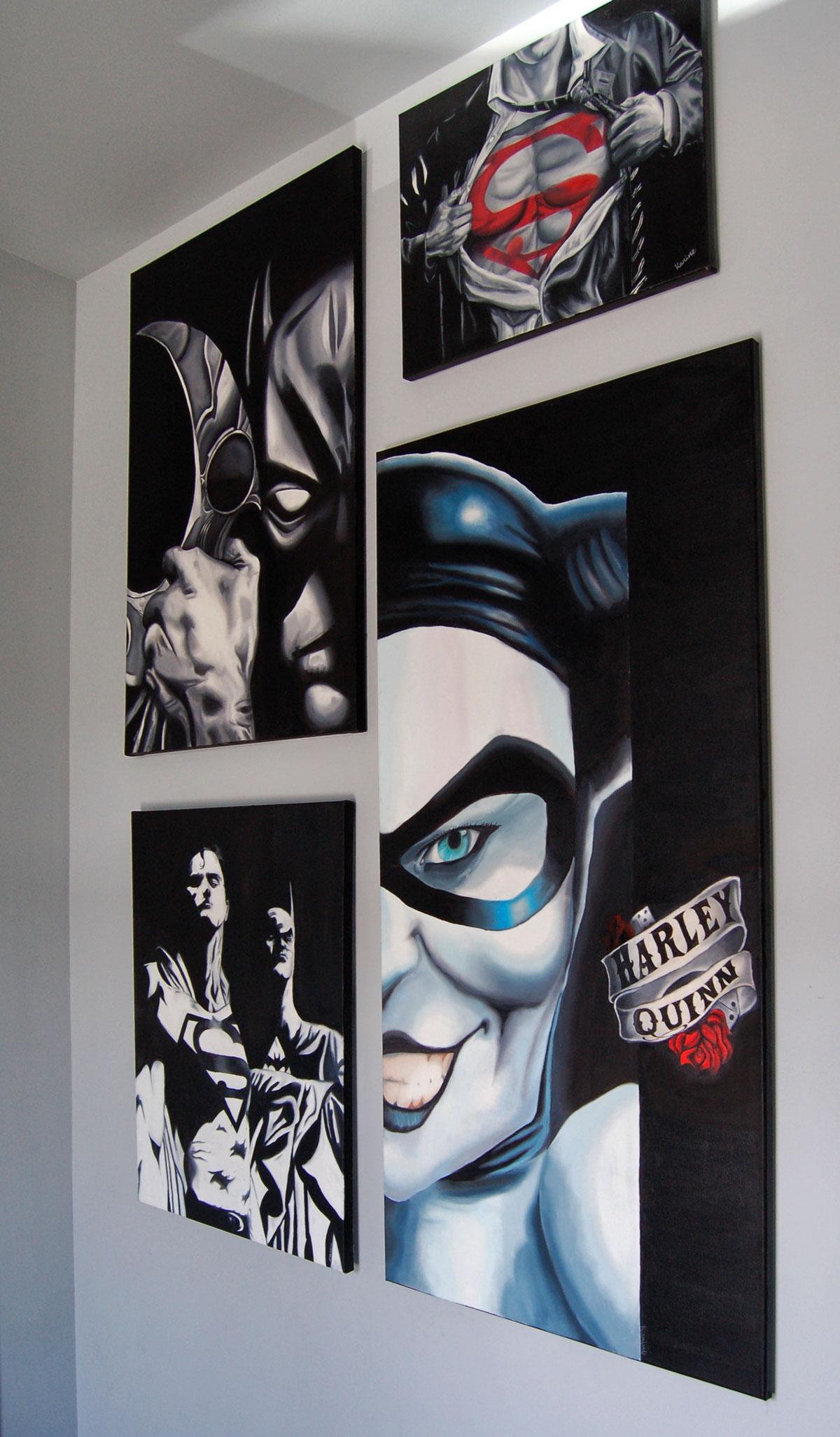kb-peinture-harley-quinn-batman-superman-karine-bujold-fevrier-14