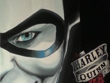 Harley Quinn – Visage
