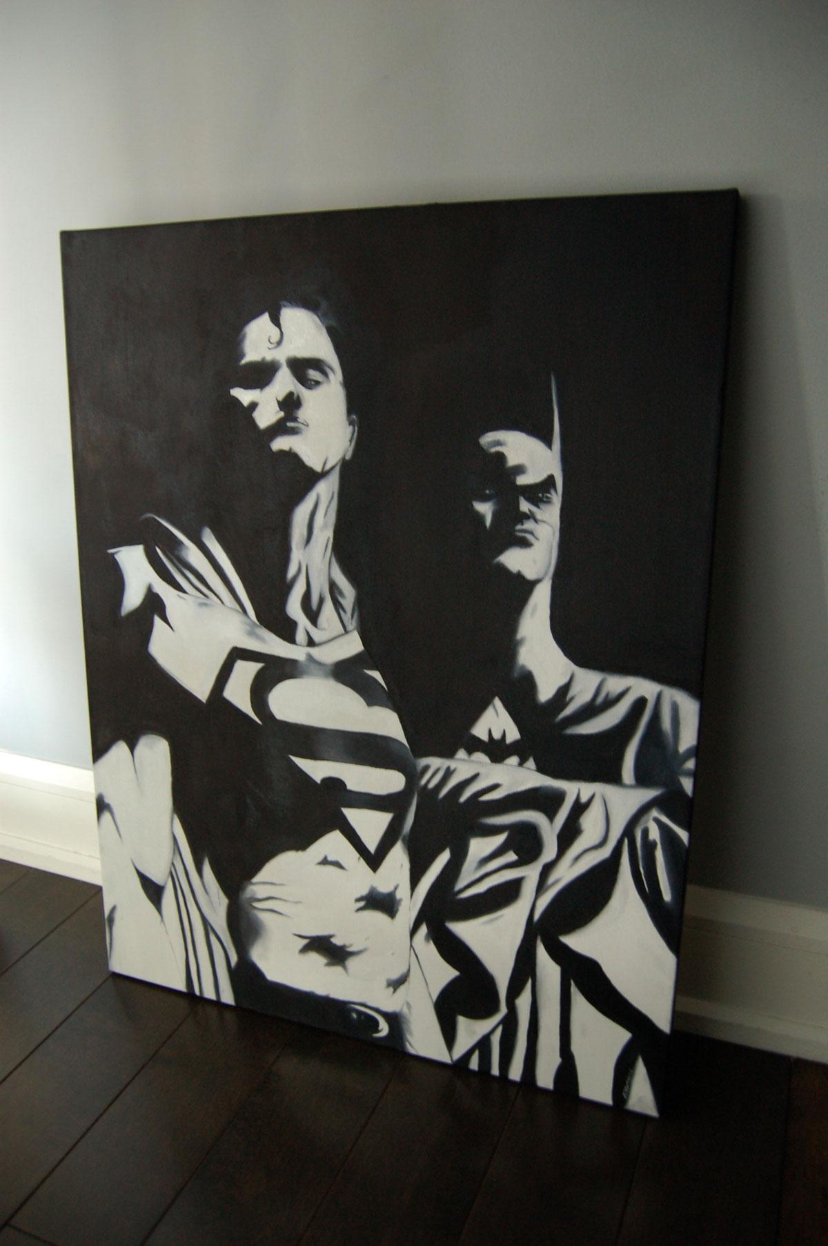 kb-peinture-superman-batman-karine-bujold-contexte-mars-14