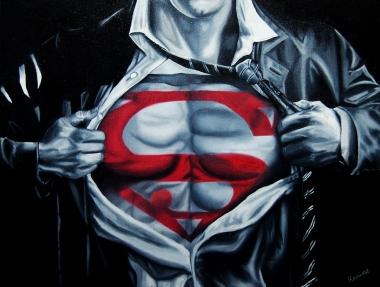 Supergrey // Superman