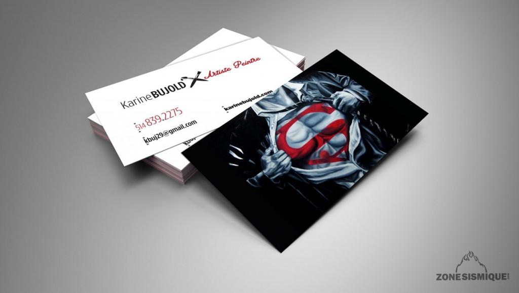 zone-sismique-design-carte-affaire-karine-bujold-artiste-peintre-v1