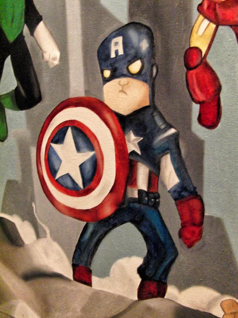 kb-peinture-super-heros-DC-vs-avengers-karine-bujold-octobre-14-d