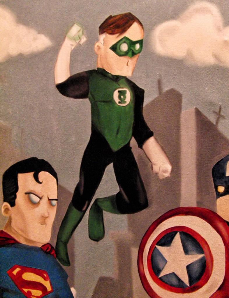 kb-peinture-super-heros-DC-vs-avengers-karine-bujold-octobre-14-e