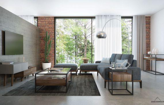 colibri salon mobilier