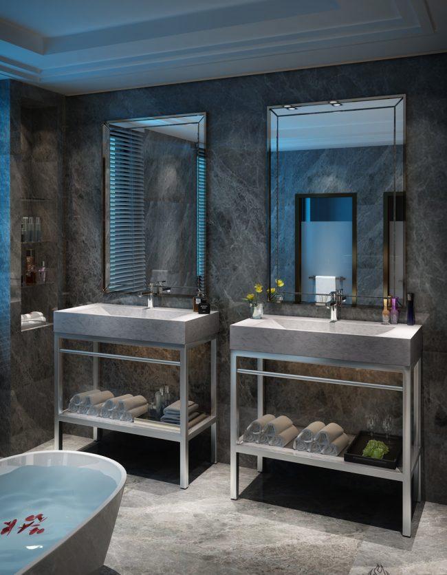 zone sismique projets unik salle de bain