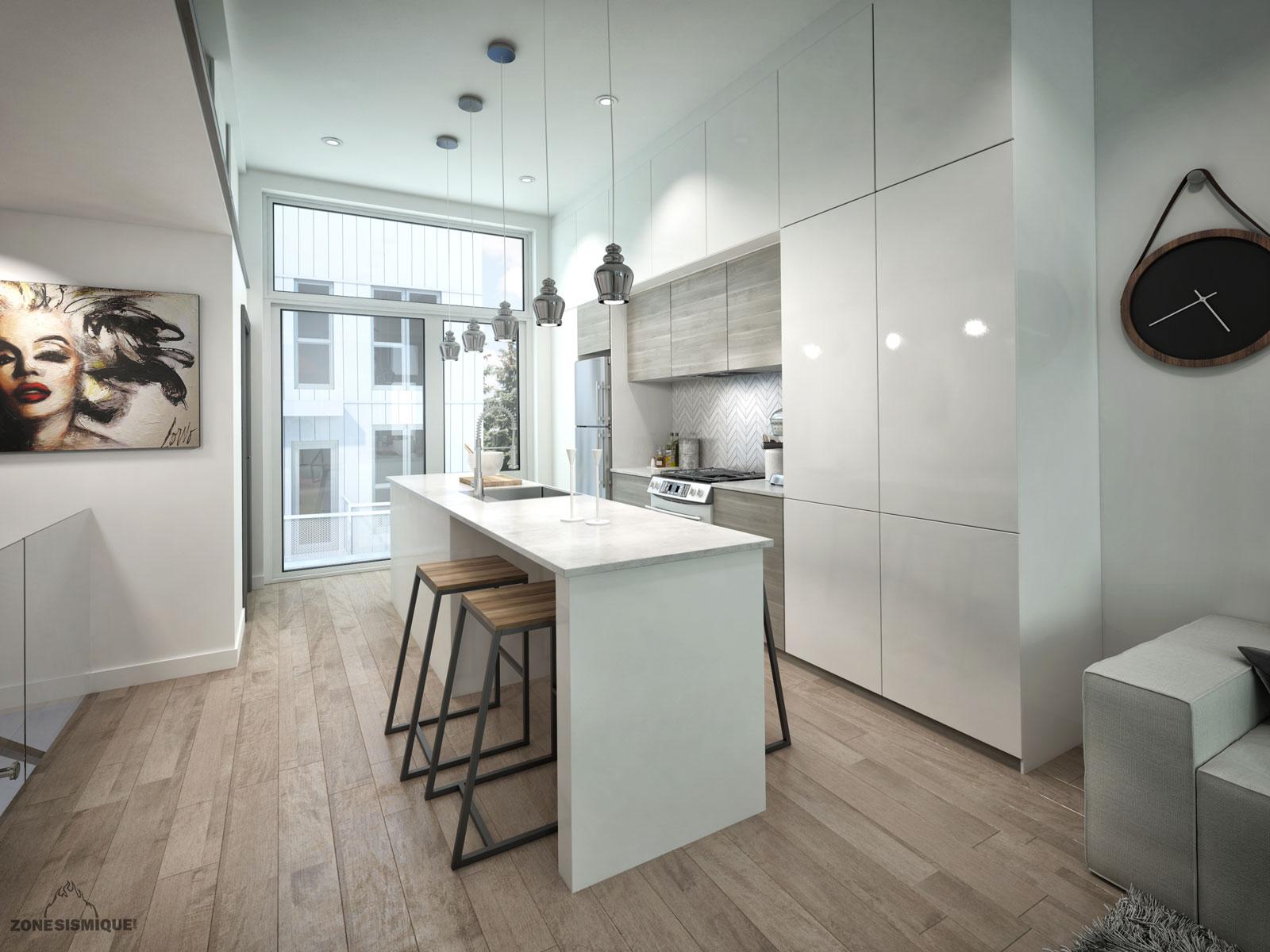 services zone sismique design visualisation 3d photor aliste. Black Bedroom Furniture Sets. Home Design Ideas