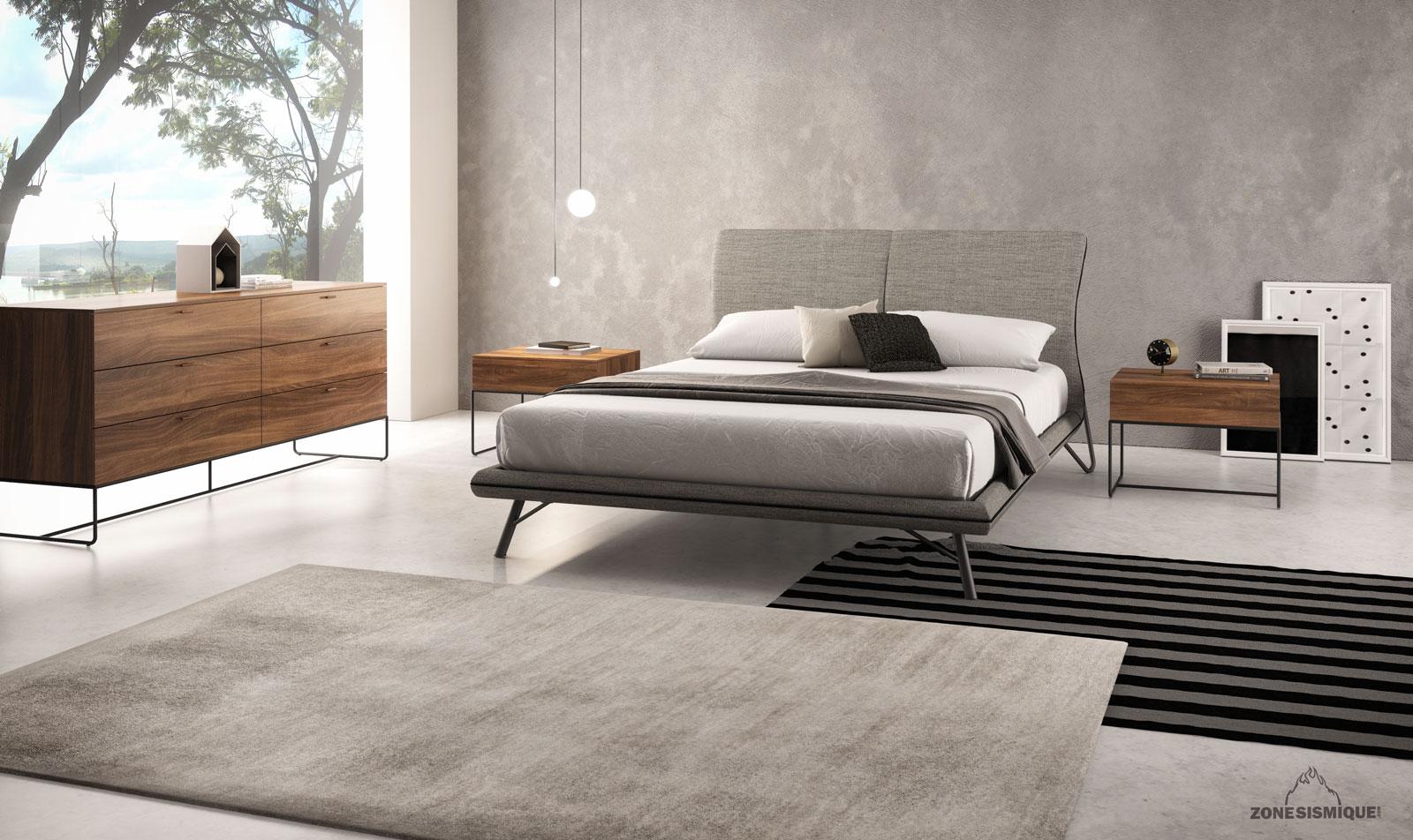 Chambres design mobilier de chambre et des intrieurs 3d for Mobilier chambre adulte