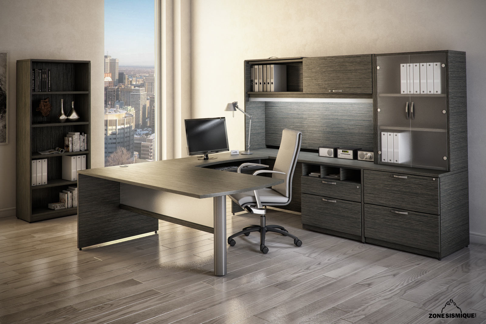 bureau office zone sismique pli office bureau oceane bureau denis v5 zone sismique design. Black Bedroom Furniture Sets. Home Design Ideas
