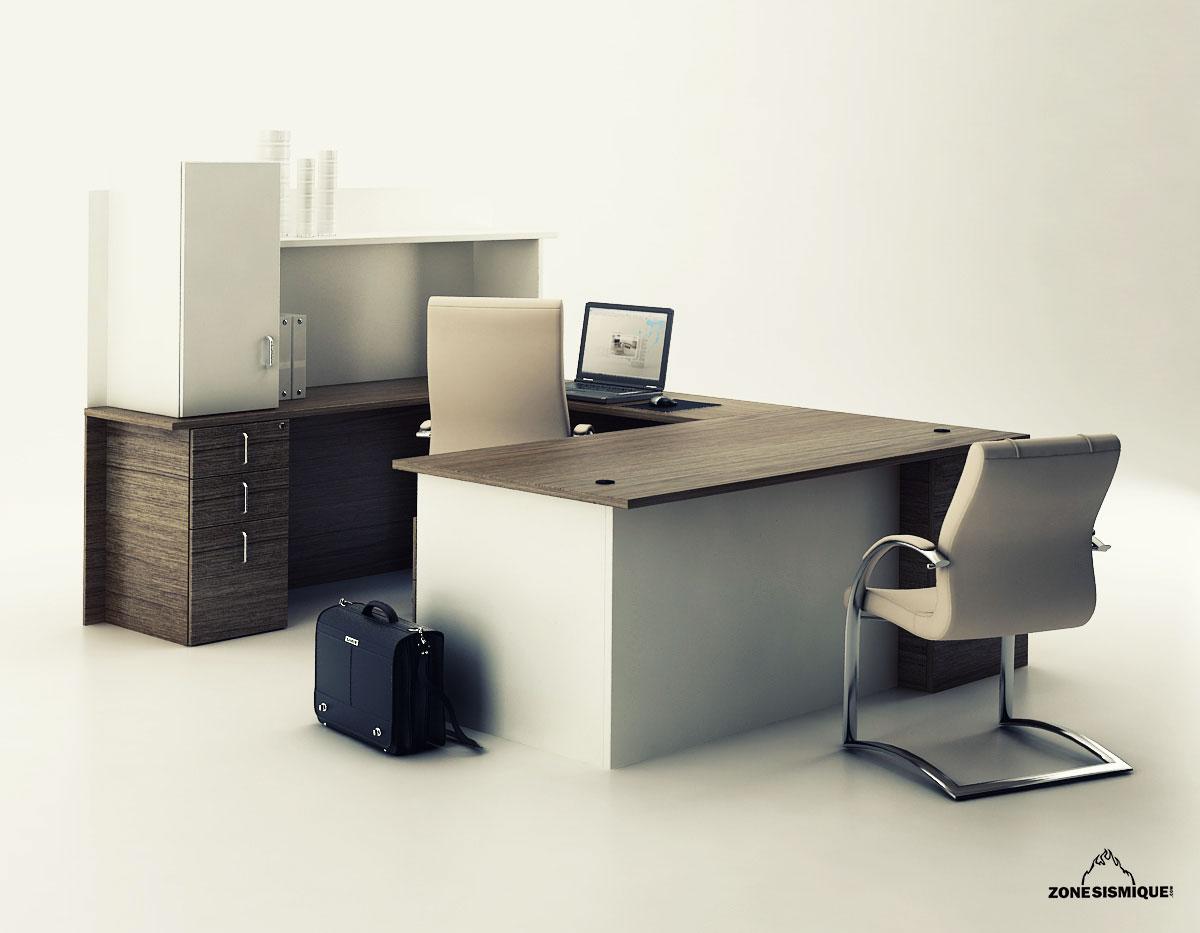 zone sismique bureau 3d pli dco 1b zone sismique design industriel 3d graphique carl. Black Bedroom Furniture Sets. Home Design Ideas