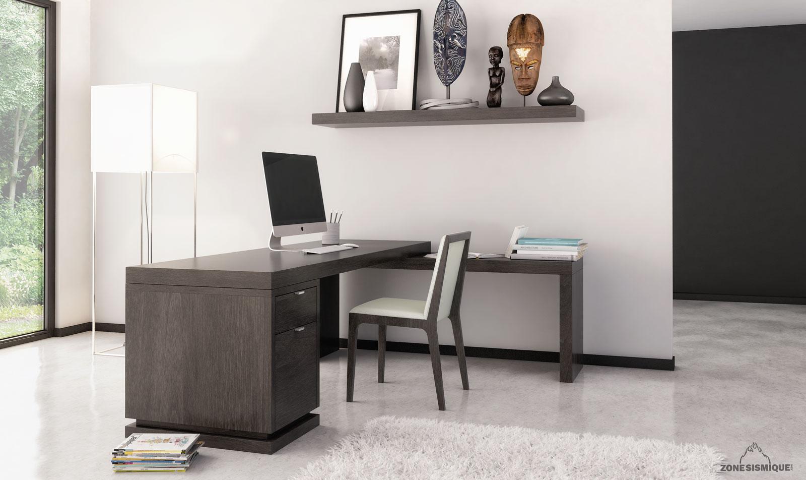 zone sismique huppe otello bureau 3d v1 zone sismique design industriel 3d graphique. Black Bedroom Furniture Sets. Home Design Ideas