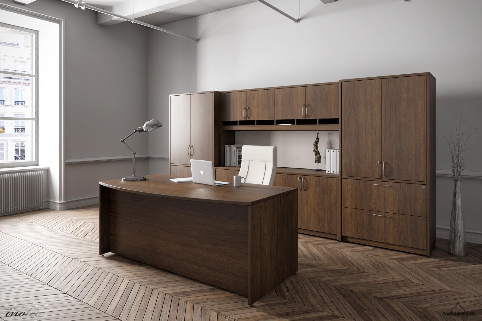 zone sismique inotec scene bureau 3d ypc 054 v1 zone. Black Bedroom Furniture Sets. Home Design Ideas