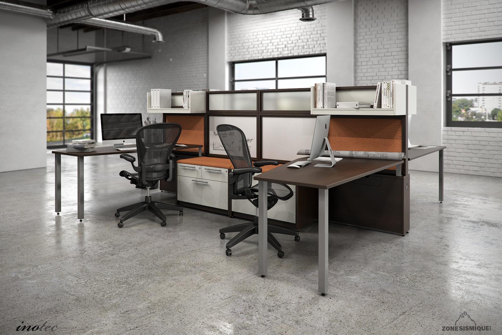 zone sismique inotec scene bureau 3d ypc 603 v1 zone sismique design industriel 3d. Black Bedroom Furniture Sets. Home Design Ideas