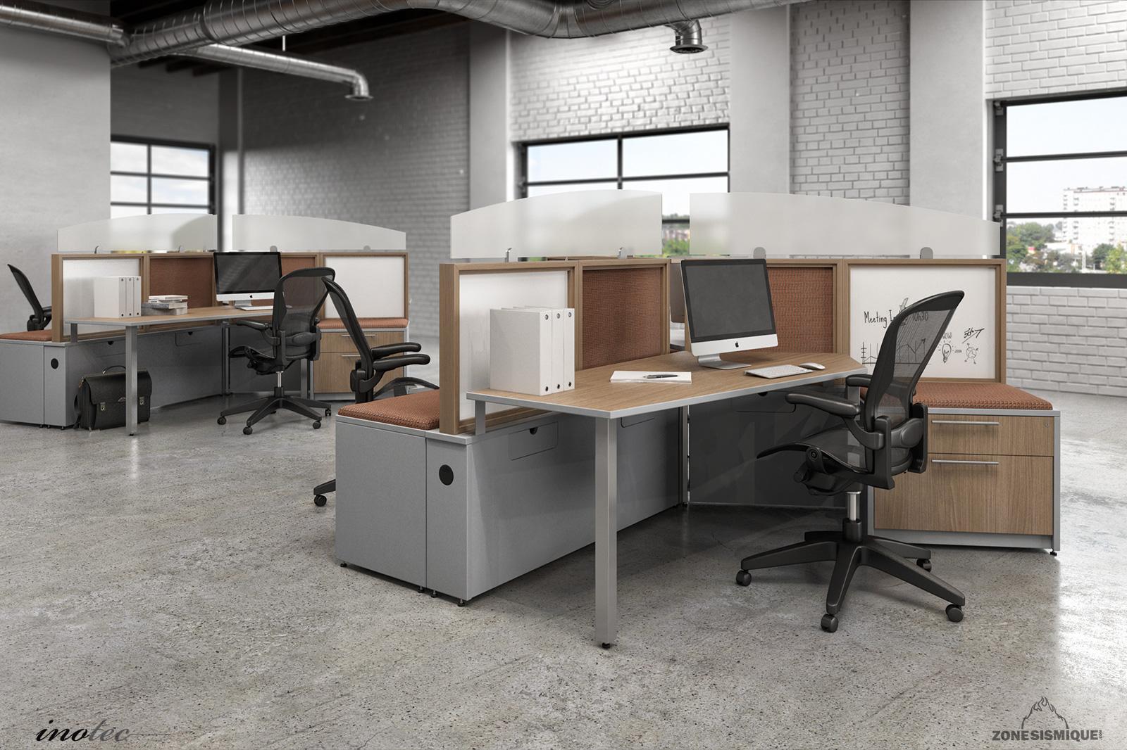 zone sismique inotec scene bureau 3d ypc 606 v1 zone sismique design industriel 3d. Black Bedroom Furniture Sets. Home Design Ideas