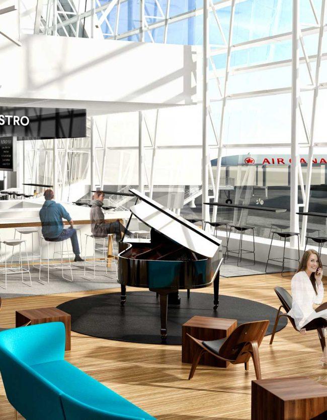 zone sismique projets huma aeroport montreal yul